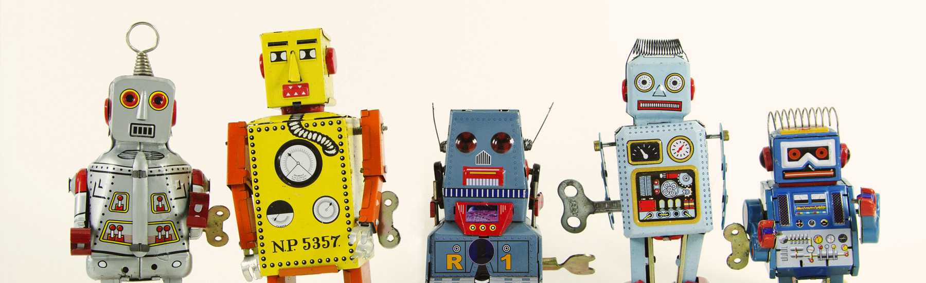 robots packages page