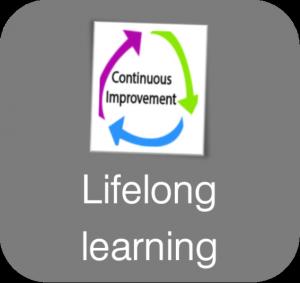 Lifelong learning - company values