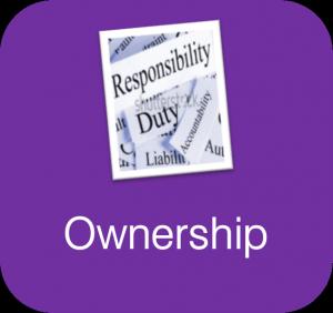 Ownership - company values
