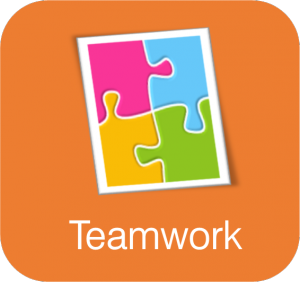 Teamwork - company value