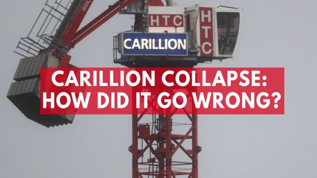 What Can SME's Learn From Carillion?